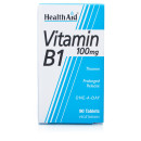 HealthAid Vitamin B1 100mg Tablets (Thiamin)