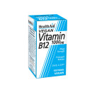 HealthAid Vitamin B12 1000ug Tablets
