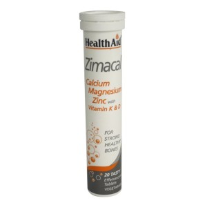 HealthAid Zimacal Effervescent Tablets