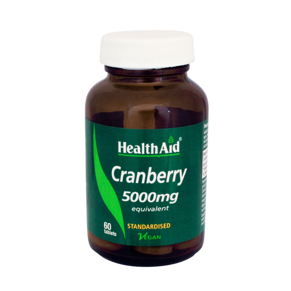 Healthaid 5000mg Cranberry Extract