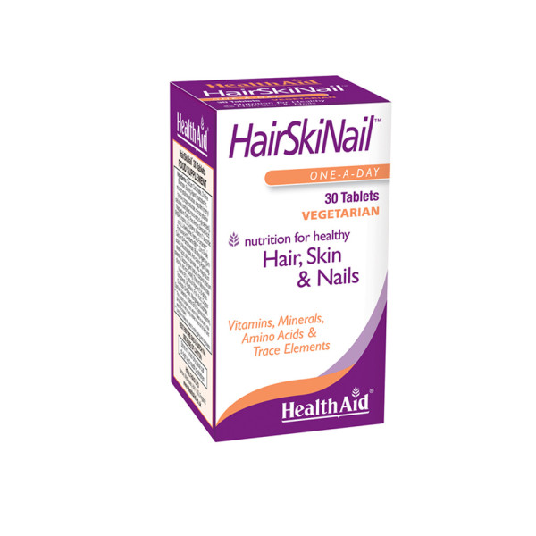 HealthAid HairSkiNail Tablets