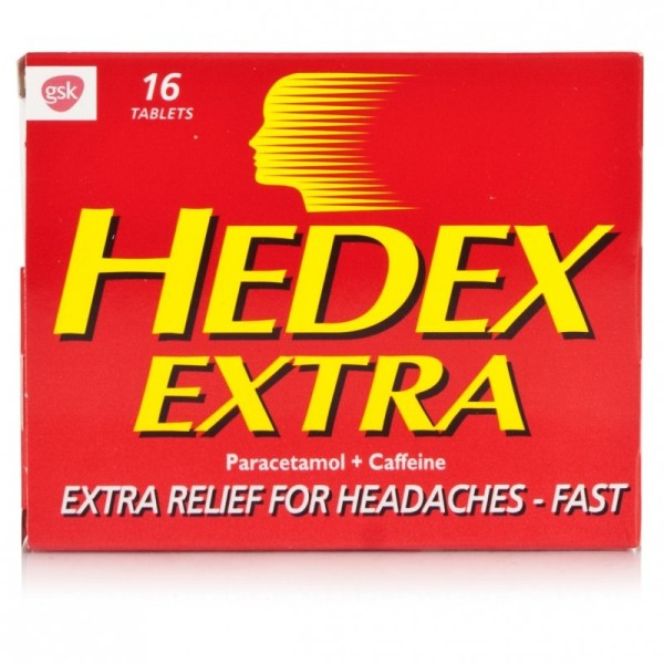 Hedex Extra Tablets