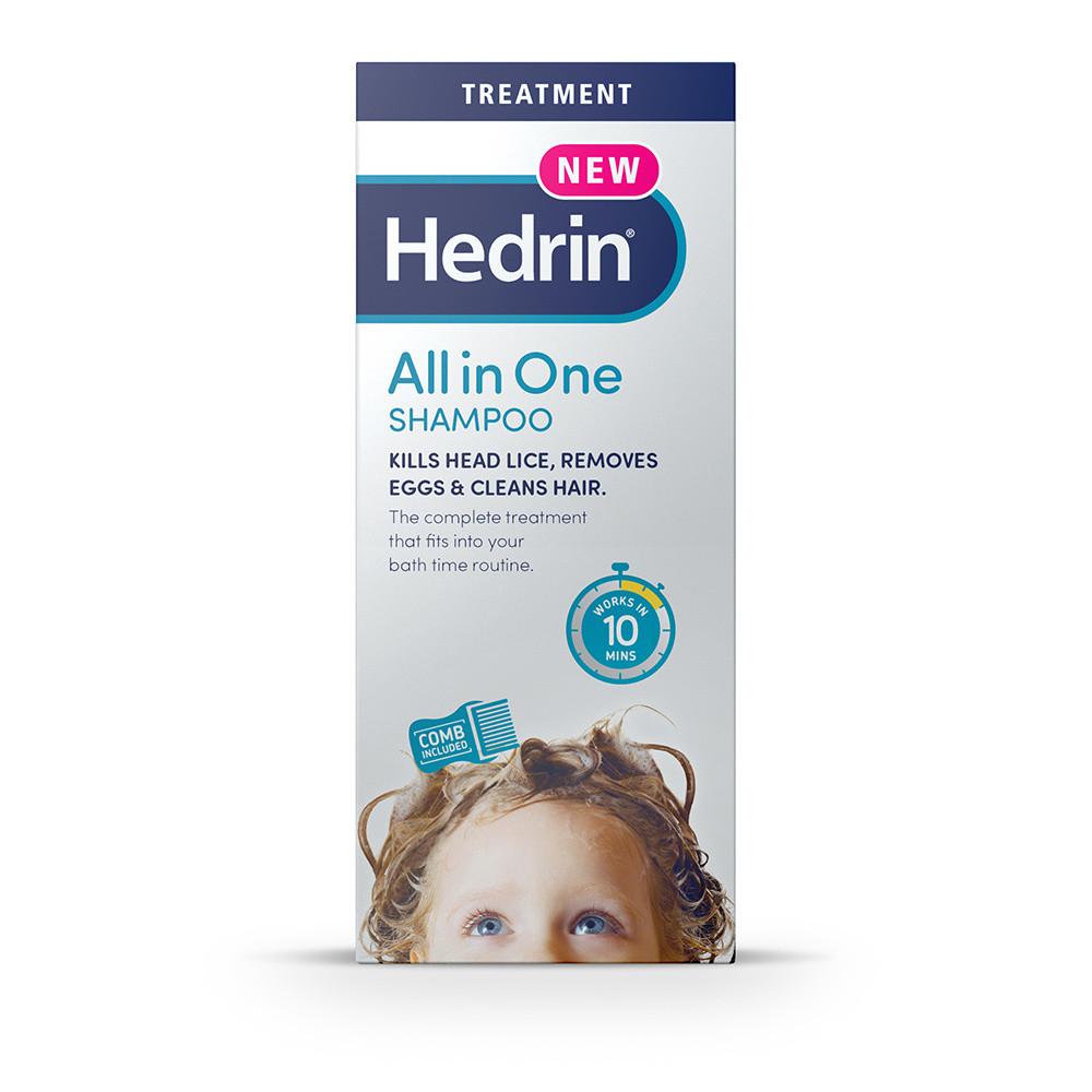 Hedrin All in One Shampoo