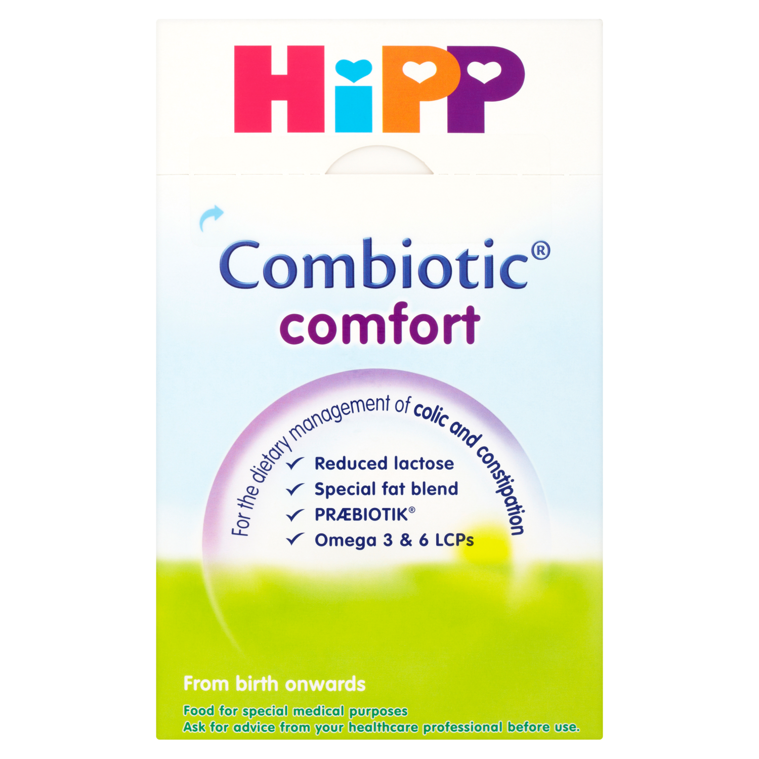 Click to view product details and reviews for Hipp Comfort Milk.