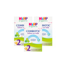 HiPP Organic Combiotic Follow On Milk Powder - Triple Pack