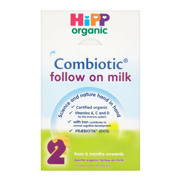 HiPP Organic Combiotic Follow On Milk