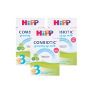 HiPP Organic Combiotic Growing Up Milk Powder Triple Pack
