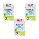 HiPP Organic Follow On Milk Powder - Triple Pack