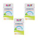 HiPP Organic Combiotic Hungry Infant Milk From Birth OnwardsTriple Pack