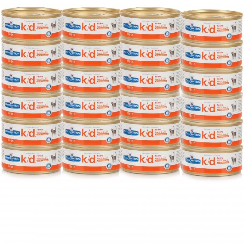 Click to view product details and reviews for Hills Prescription Diet Feline K D Canned Chicken.