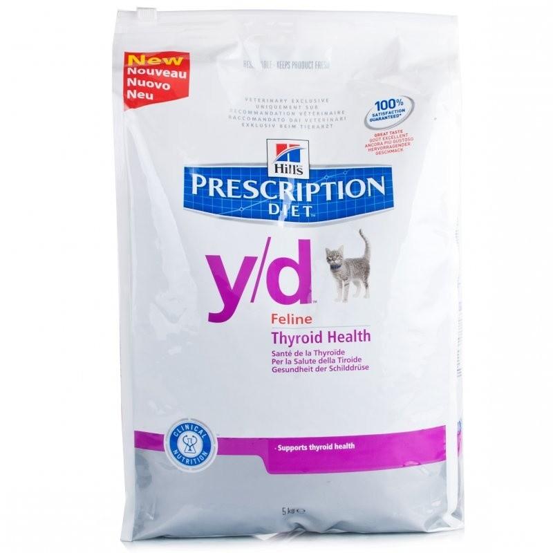 Hills Prescription Diet Feline Y D