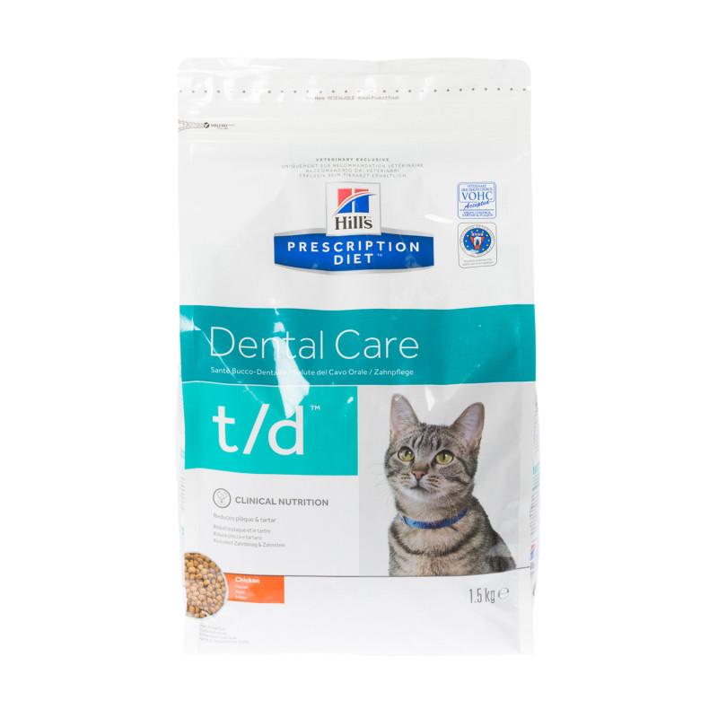 Hills Prescription Diet Dry Food Cat