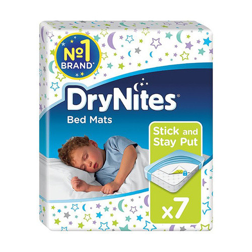 Click to view product details and reviews for Huggies Drynites Bed Mats.