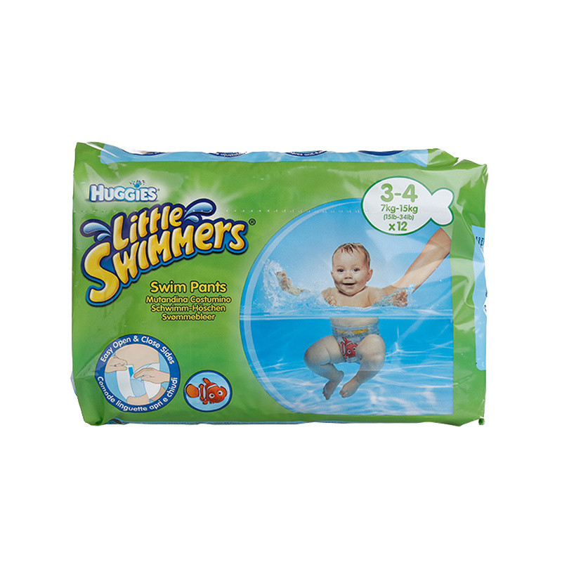 Huggies Little Swimmers Swim Nappies Size 34