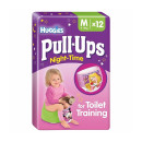 Huggies Night Time Pull Ups Girls Medium Pants