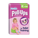 Huggies Pull Ups Girls Medium Pants