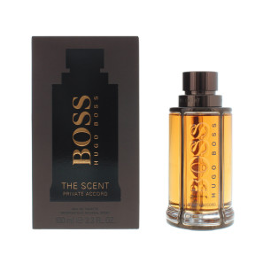 Hugo Boss The Scent Private Accord EDT Spray