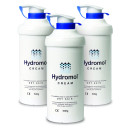 Hydromol Cream Pump Dispenser Triple Pack