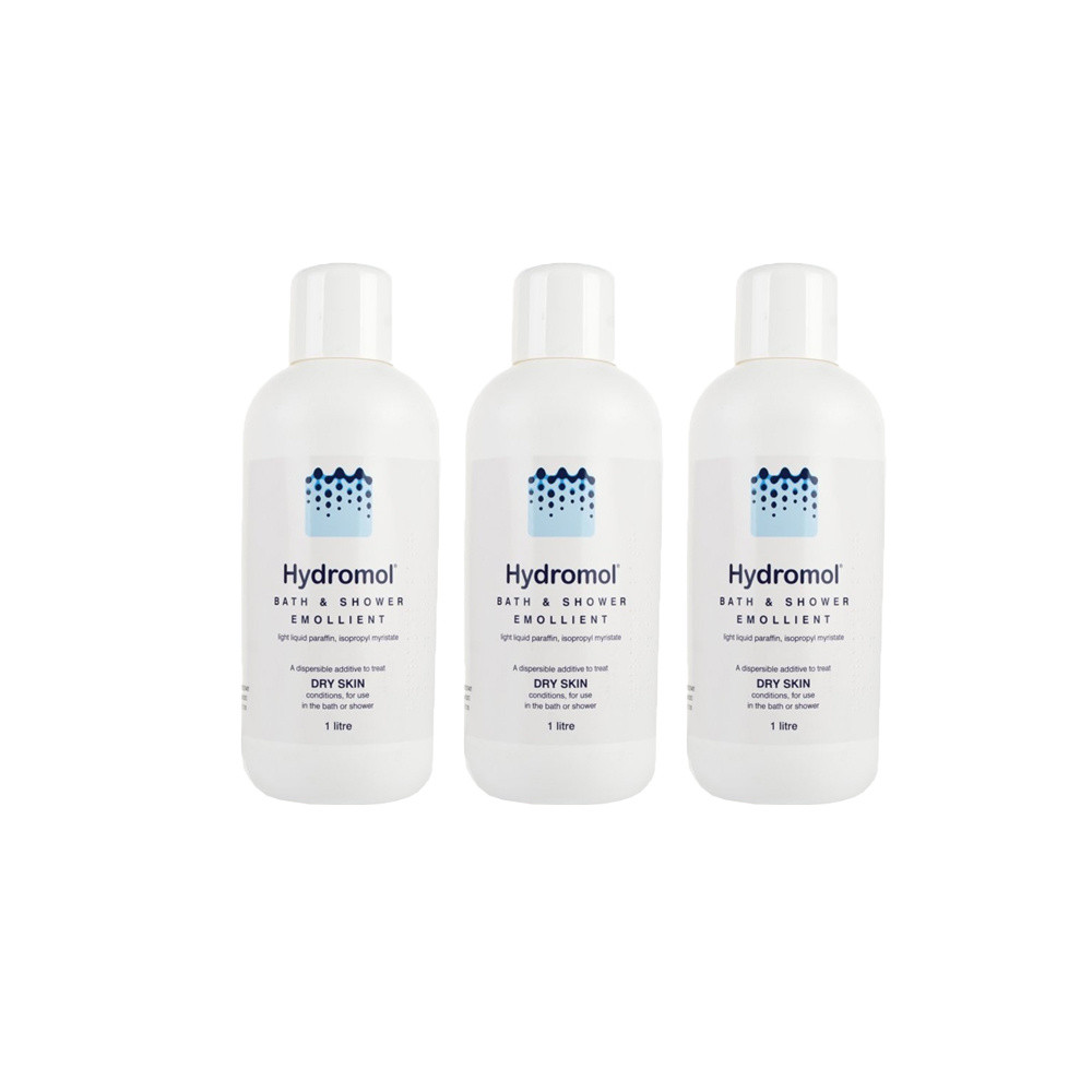 Hydromol Emollient Triple Pack