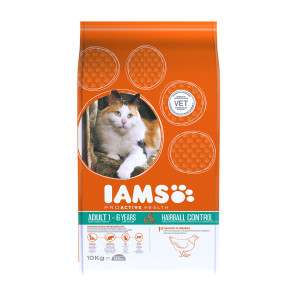 IAMS Cat Hairball Chicken