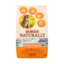 IAMS Naturally Adult Cat Salmon and Rice