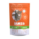 IAMs Adult Dry Cat Food Lamb and Chicken
