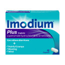 Imodium Plus Caplets 12