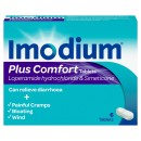Imodium Plus Comfort Tablets