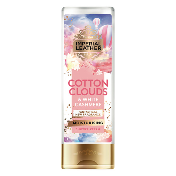 Imperial Leather Shower Gel Cotton Clouds