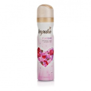 Impulse True Love Body Spray