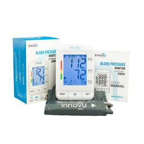Innovu Digital Upper Arm Blood Pressure Monitor