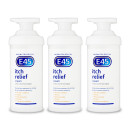 E45 Itch Relief Pump x3
