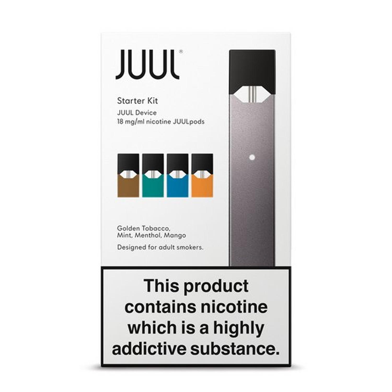 JUUL Device Starter Kit