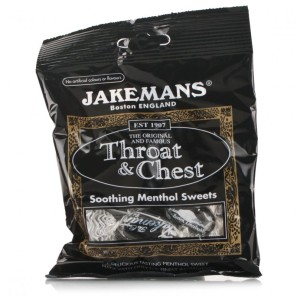 Jakemans Throat & Chest Sweets