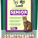 James Wellbeloved Cat Lamb Senior Pouches