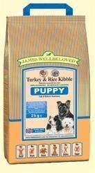 James Wellbeloved Puppy Turkey Rice
