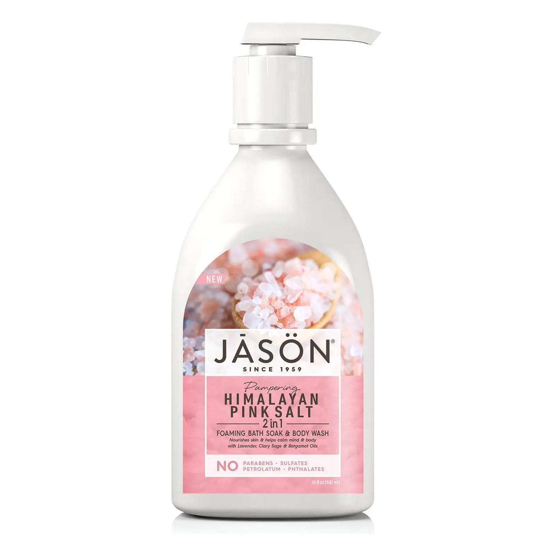 Jason Himalayan Bodywash With Pump