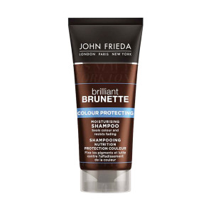 John Frieda Brilliant Brunette Colour Protecting Moisturising Shampoo