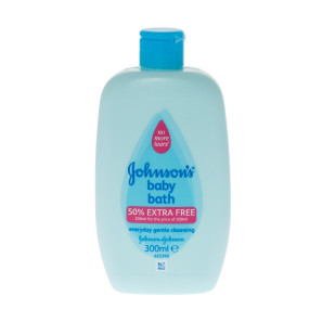 Johnsons Baby Bath Extra Fill (200ml + 100ml)