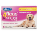 Johnsons 4fleas Tablets for Large Dogs