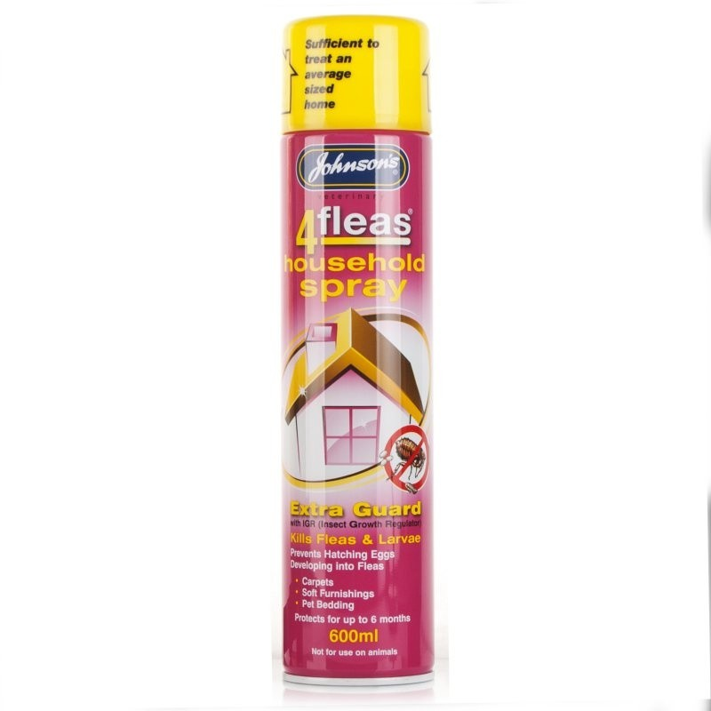 Click to view product details and reviews for Johnsons 4fleas Household Spray.