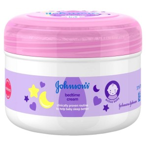 Johnsons Baby Bedtime Cream 200ml