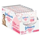 Johnsons Baby Gentle All Over 672 Wipes