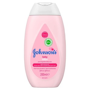 Johnsons Baby Lotion 200ml