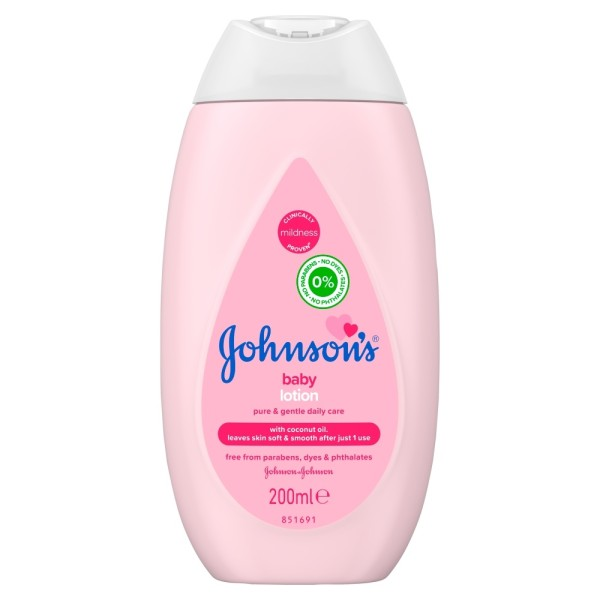 Johnsons Baby Lotion