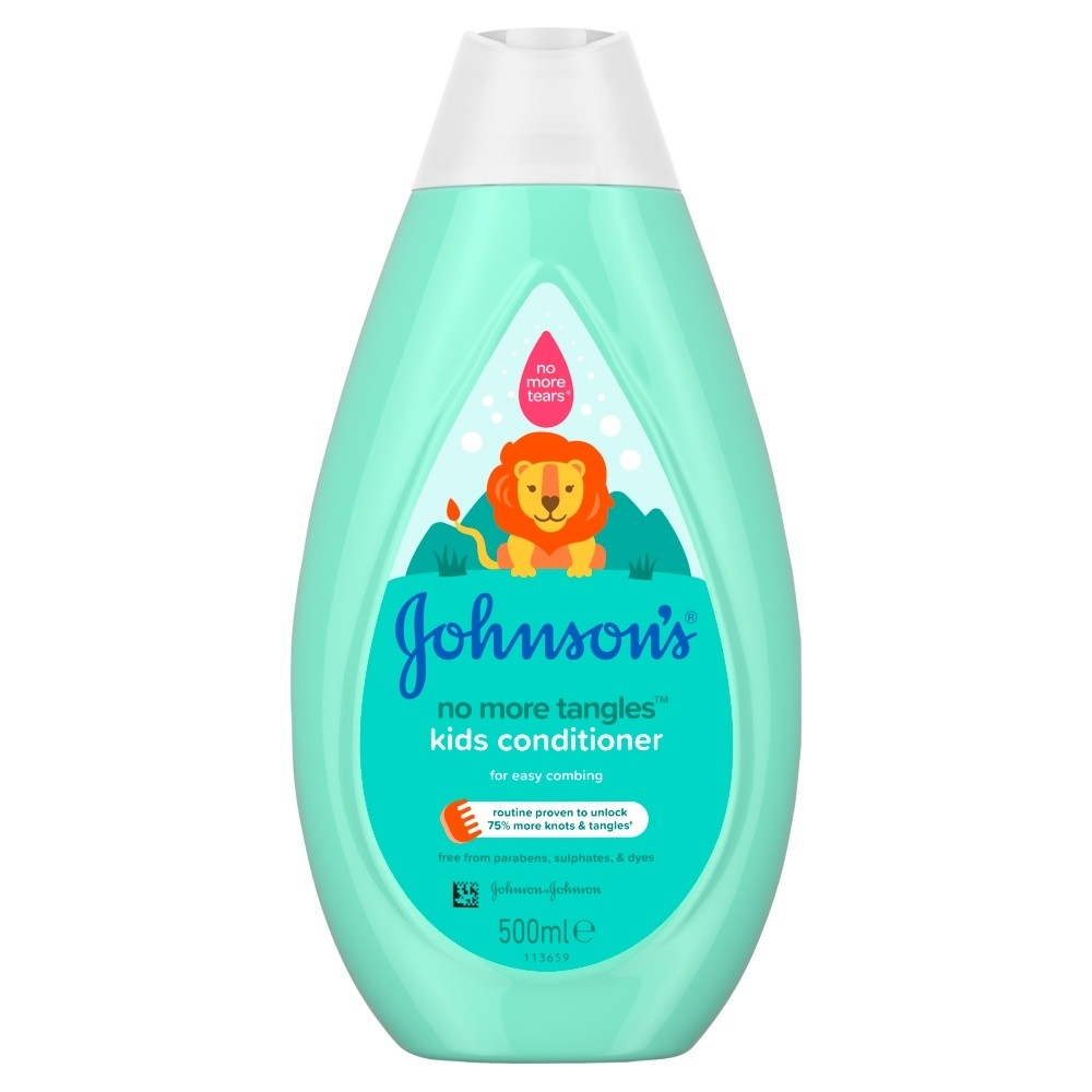 Johnsons Baby No More Tangles Kids Conditoner 500ml