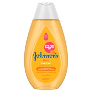 Johnsons Baby Shampoo Regular 300ml