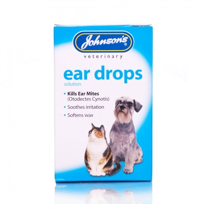 Review Of Johnsons Dog Ear Drops