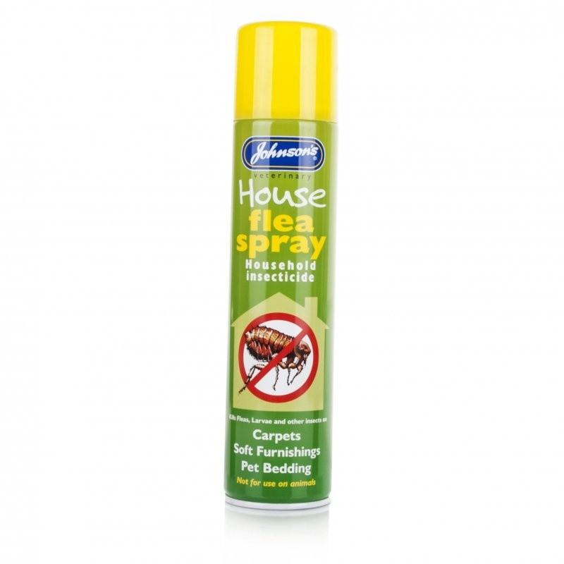 Johnsons Household Flea Spray