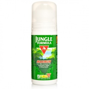 Jungle Formula Maximum Insect Repellent IRF4 Roll-On